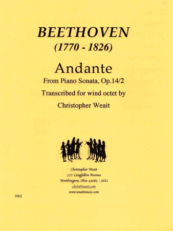 ANDANTE from Op.14 No.2