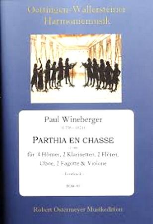 PARTHIA en Chasse score & parts