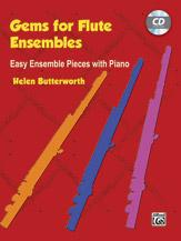 GEMS for Flute Ensembles + CD
