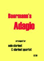 ADAGIO (score & parts)