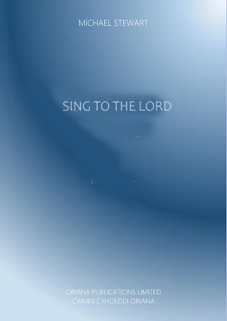 SING TO THE LORD full score & parts