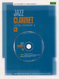 JAZZ CLARINET CD Grade 4