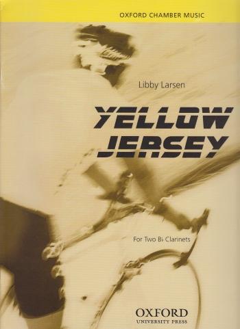 YELLOW JERSEY (playing score)