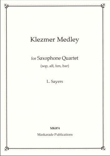 KLEZMER MEDLEY (score & parts)