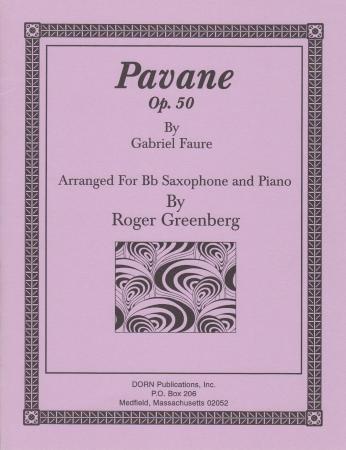 PAVANE Op.50