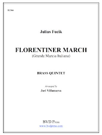 FLORENTINER MARCH score & parts