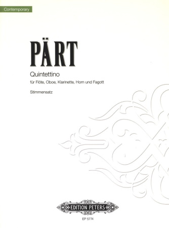 QUINTETTINO (set of parts)