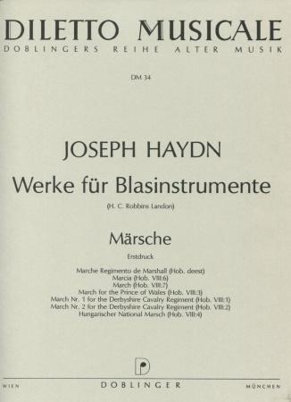SEVEN MARCHES (score)