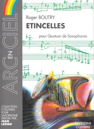 ETINCELLES score & parts