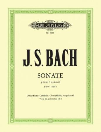 SONATA in G minor BWV 1030