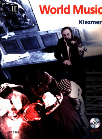 WORLD MUSIC: Klezmer Ensemble + CD