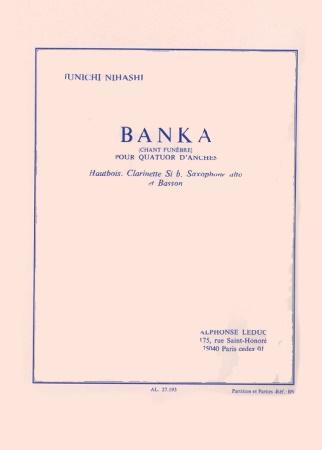 BANKA (Chant funebre)