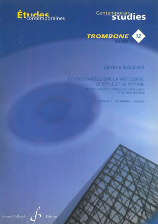 ETUDES VARIEES sur Virtuosite, Style et Rythme Volume 1