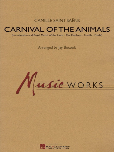 CARNIVAL OF THE ANIMALS (score)