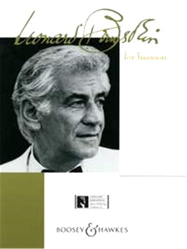 LEONARD BERNSTEIN for Bassoon