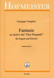 FANTASIE on themes from 'Don Pasquale'