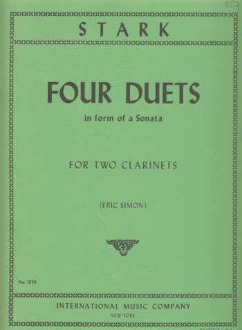 FOUR DUETS IN FORM OF A SONATA