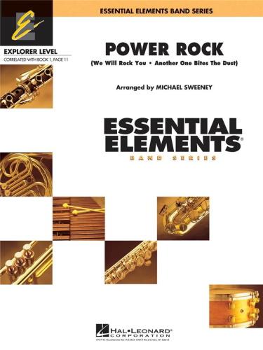 POWER ROCK (score & parts)