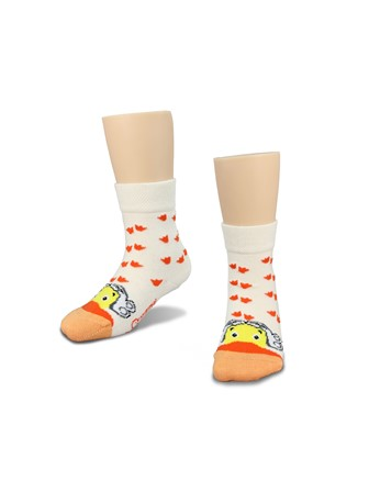 SOCKS Mozart Duck, Size 31-34 (EU) / 12.5-13.5 (UK)