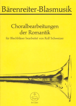 CHORAL ARRANGEMENTS FROM THE ROMANTIC PERIOD (playing score)