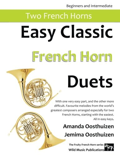 EASY CLASSIC FRENCH HORN DUETS
