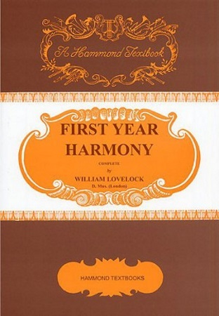 FIRST YEAR HARMONY