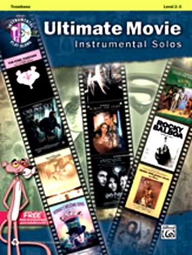 ULTIMATE MOVIE INSTRUMENTAL SOLOS + Online Audio