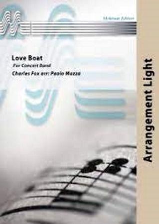 LOVE BOAT (score)