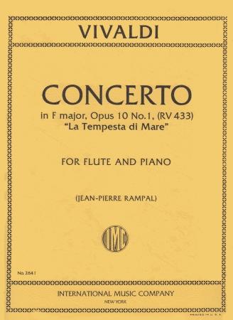CONCERTO in F Op.10/1 'La Tempesta di Mare'