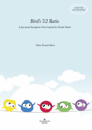 BIRD'S 7:2 RATIO (score & parts)