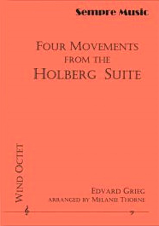 FOUR MOVEMENTS FROM THE HOLBERG SUITE