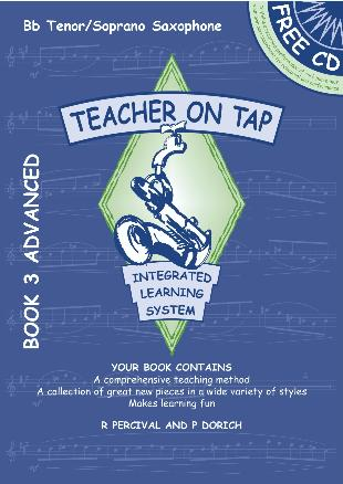 TEACHER ON TAP Book 3 + CD