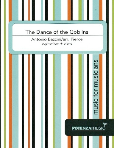 THE DANCE OF THE GOBLINS (treble/bass clef)