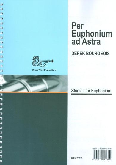 PER EUPHONIUM AD ASTRA (treble clef)