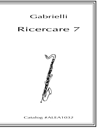 RICERCARE 7