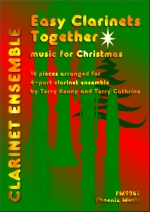 MUSIC FOR CHRISTMAS (score & parts)