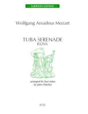 TUBA SERENADE K525 score & parts