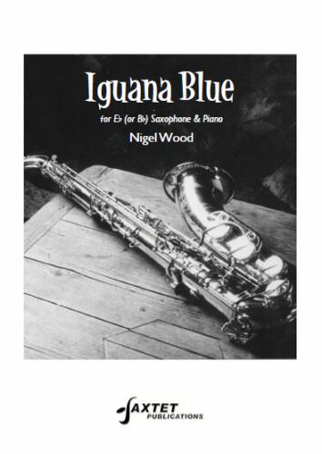 IGUANA BLUE