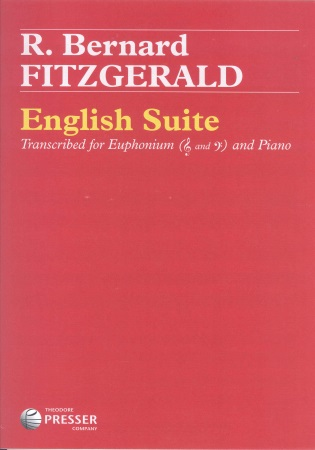 ENGLISH SUITE (treble/bass clef)