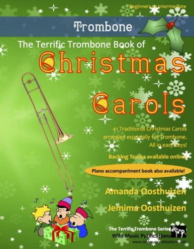 THE TERRIFIC TROMBONE BOOK of Christmas Carols (bass clef)
