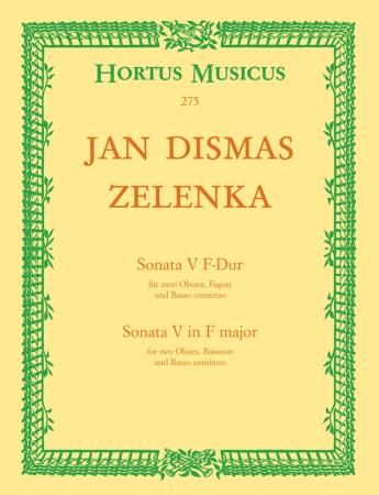 SONATA No.5 in F major