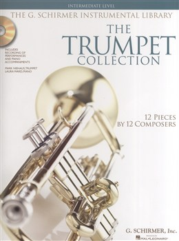 THE TRUMPET COLLECTION Intermediate Level + Online Audio