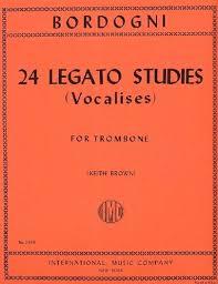 24 LEGATO STUDIES