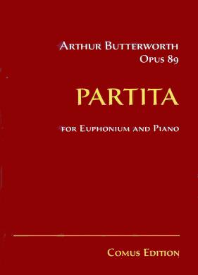 PARTITA Op.89 (treble/bass clef)