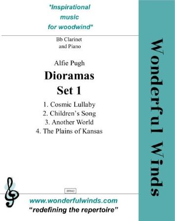 DIORAMAS Set 1