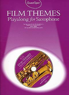 GUEST SPOT: Film Themes Playalong + CD