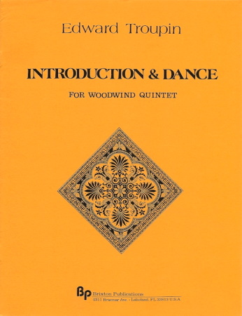 INTRODUCTION AND DANCE score & parts