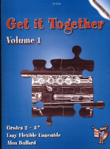 GET IT TOGETHER Volume 1 - Woodwind Pack