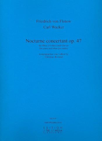 NOCTURNE CONCERTANT Op.47