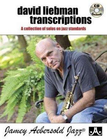 DAVID LIEBMAN TRANSCRIPTIONS + CD
